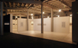 Sergei Eisenstein: The Mexican Drawings, Installation View, Extra City 2009, photo: Thijs Verfaillie