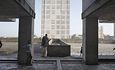 Guy Tillim, Apartment building, Avenue Bagamoyo, Beira, Mozambique, 2008, Courtesy Michael Stevenson